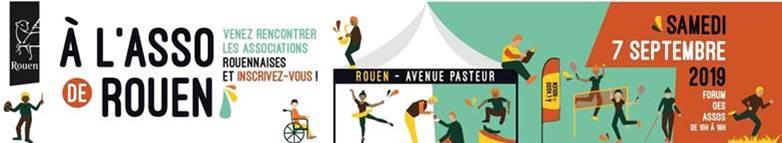 Forum des associations de Rouen